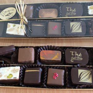 Choix de chocolats
