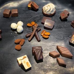 Choix chocolats