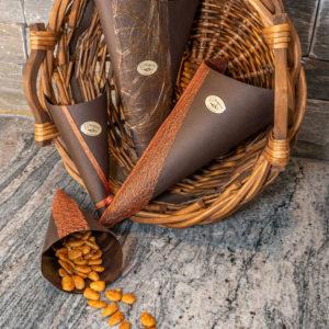 amandes apéro salées l'origine chocolaterie artisanale