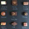 Chocolats divers, selon saison