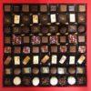 Les chocolats varient selon la saison.