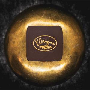 chocolat personnalisé avec logo